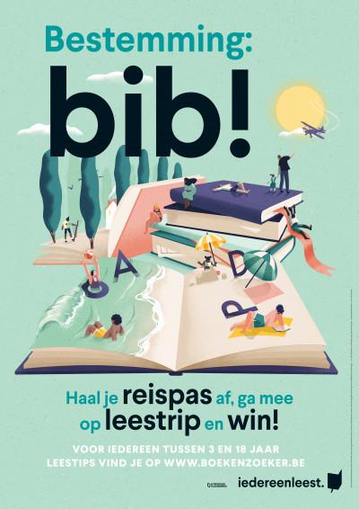 Bestemming : BIB!